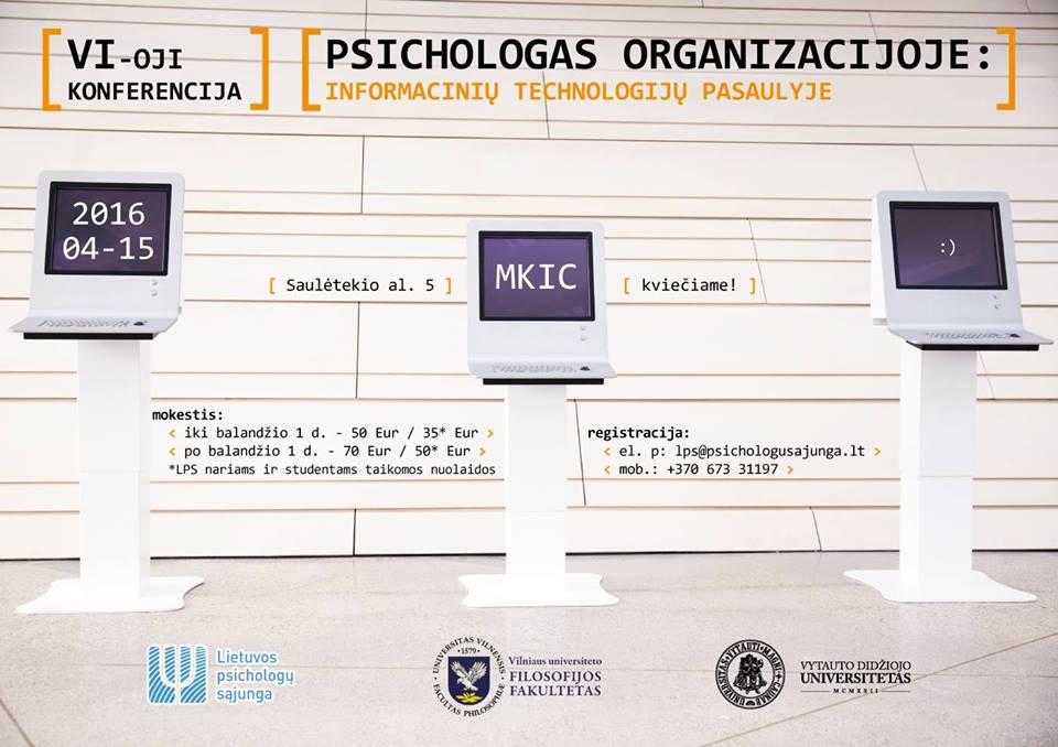 Psichologas organizacijoje