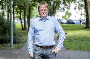Maxo Plancko demografinių tyrimų institute Vokietijoje 12 metų dirbantis mokslininkas dr. Domantas Jasilionis daug tyrimų skiria Lietuvai, Baltijos šalims, Rytų Europai ir pats svarsto grįžti.Romo Jurgaičio (LŽ) nuotrauka